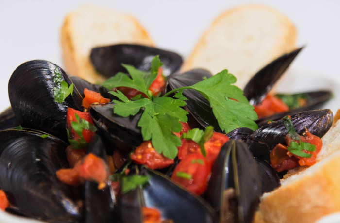 Закуски по-итальянски из даров моря – 3