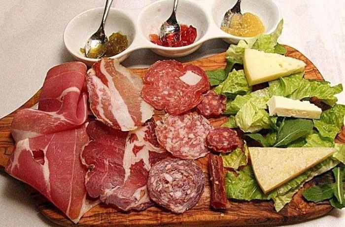 Итальянские закуски – дары Земли – 3