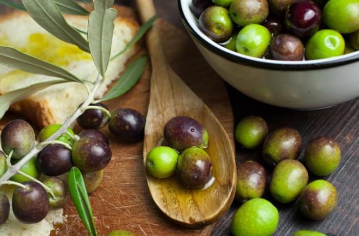 «Дегустация оливкового масла»