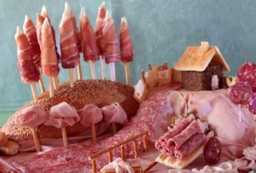 «Дегустируем итальянские колбасы »